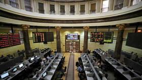 خسائر ضخمة في البورصة المصرية والبنوك تضطر للتدخل