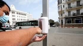 ارتفاع عدد الوفيات بفيروس كورونا في الجزائر إلى 19 والإصابات إلى 264