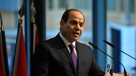 السيسي للمصريين: على الجميع الالتزام بالإجراءات الاحترازية وسنعبر اللحظاتالعصيبة