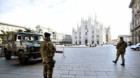 حاكم لومبارديا الإيطالية: الحصيلة اليومية للإصابات بكورونا ليست جيدة