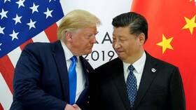 الرئيس الصيني يبلغ نظيره الأمريكي باستعداد بلاده لمساعدة أمريكا في السيطرة على كورونا