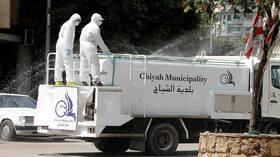 لبنان: تسجيل 21 إصابة جديدة  بكورونا وارتفاع عدد المصابين إلى 412