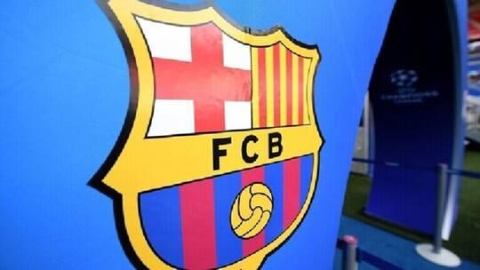 إصابة ثالثة بفيروس كورونا في نادي برشلونة