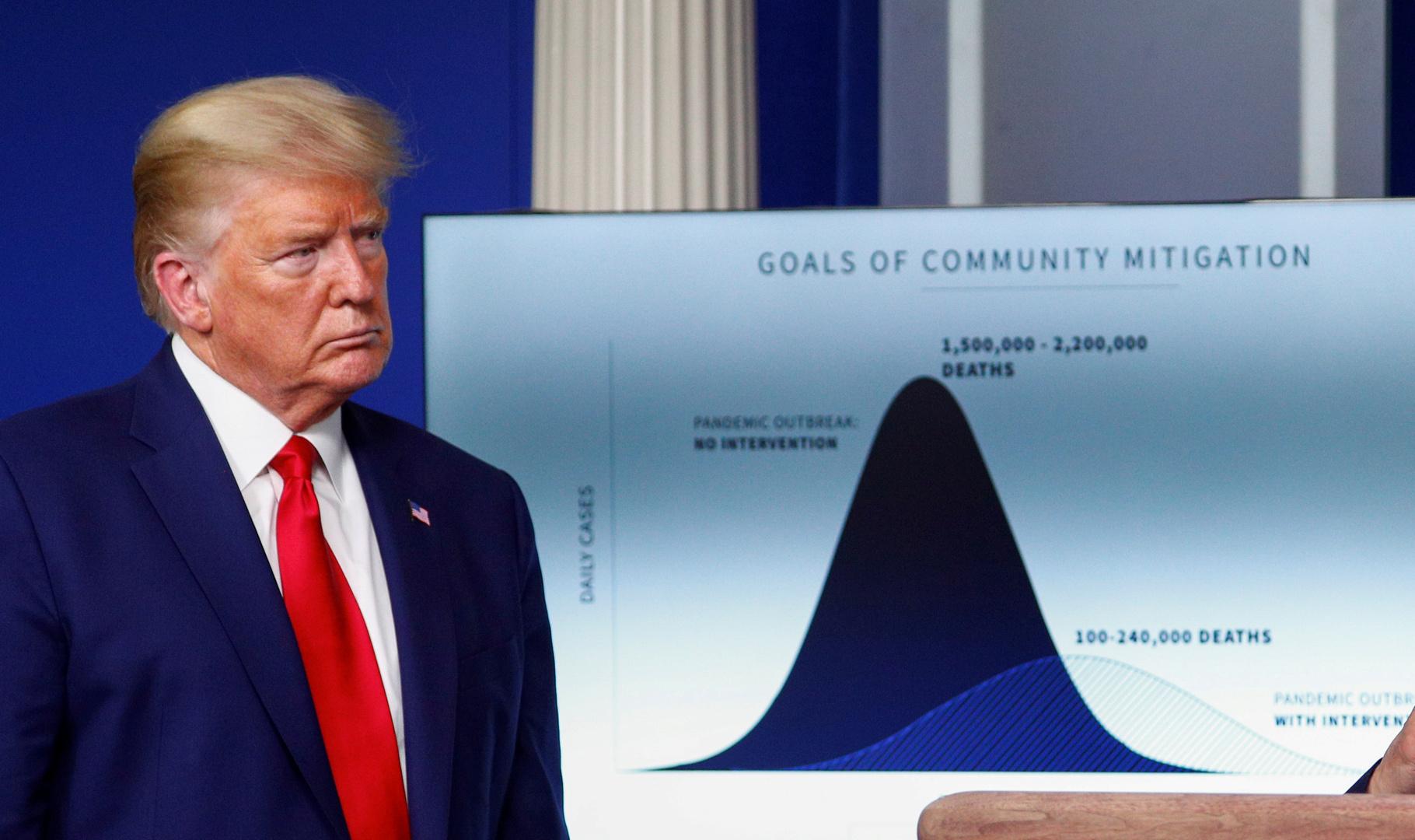ترامب كما يبدو مستعد للإقدام على صفقة نفطية