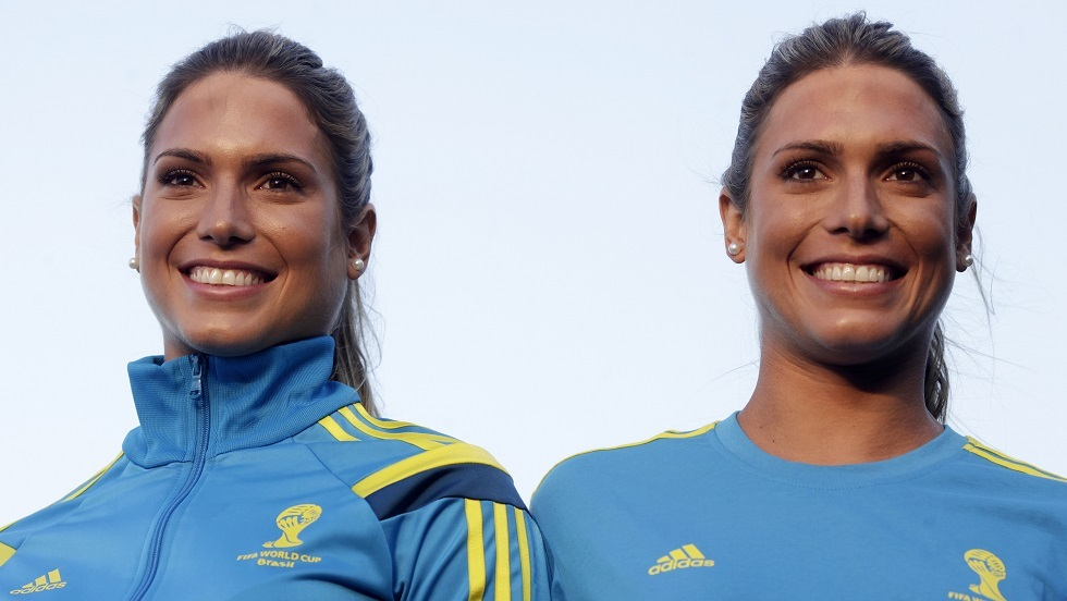 الشقيقتان البرازيليتان