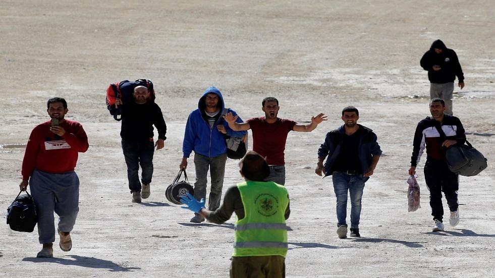 فلسطين.. اكتشاف 15 إصابة بكورونا لدى عمال عادوا من إسرائيل