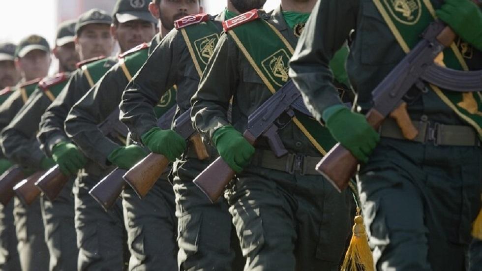 قوات الحرس الثوري الإيراني - أرشيف