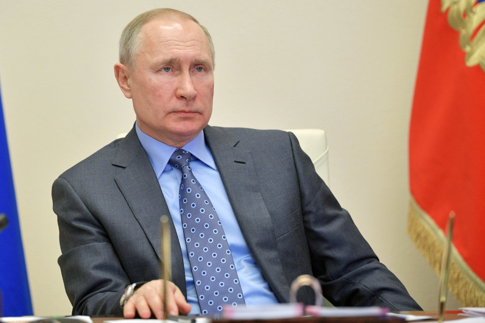 على وقع كورونا.. بوتين يمنح الحكومة صلاحيات إعلان حالة الطوارئ