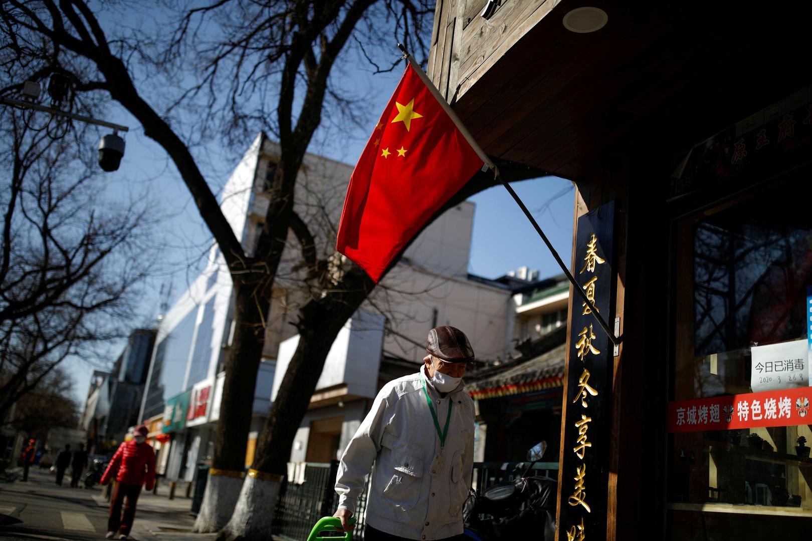 الصين: تصريحات المسؤولين الأمريكيين عن بياناتنا حول كورونا