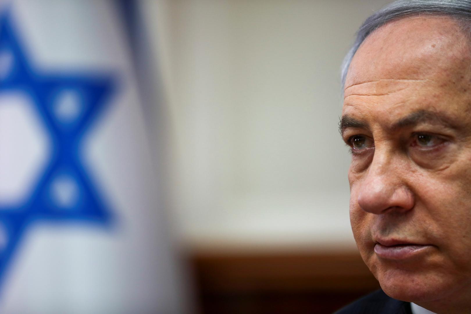 مراسلتنا: عزل نتنياهو مجددا بسبب إصابة وزير الصحة الإسرائيلي بكورونا