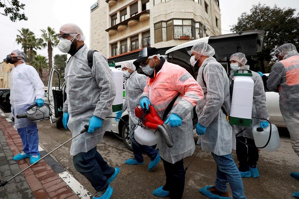 كورونا.. وضع 250 من عمال مسلخ إسرائيلي في مراكز الحجر برام الله