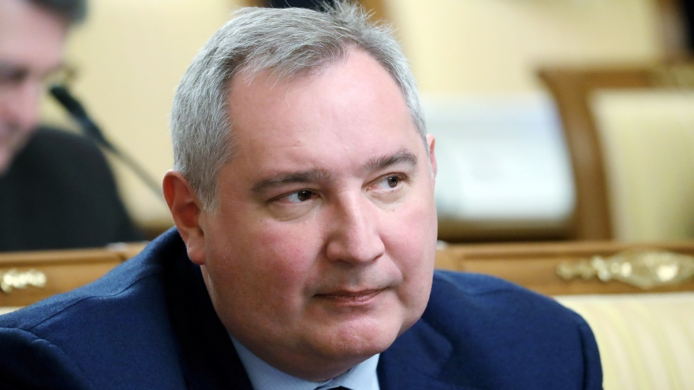 """المدير العام لمؤسسة """"روس كوسموس""""/ دميتري روغوزين"""
