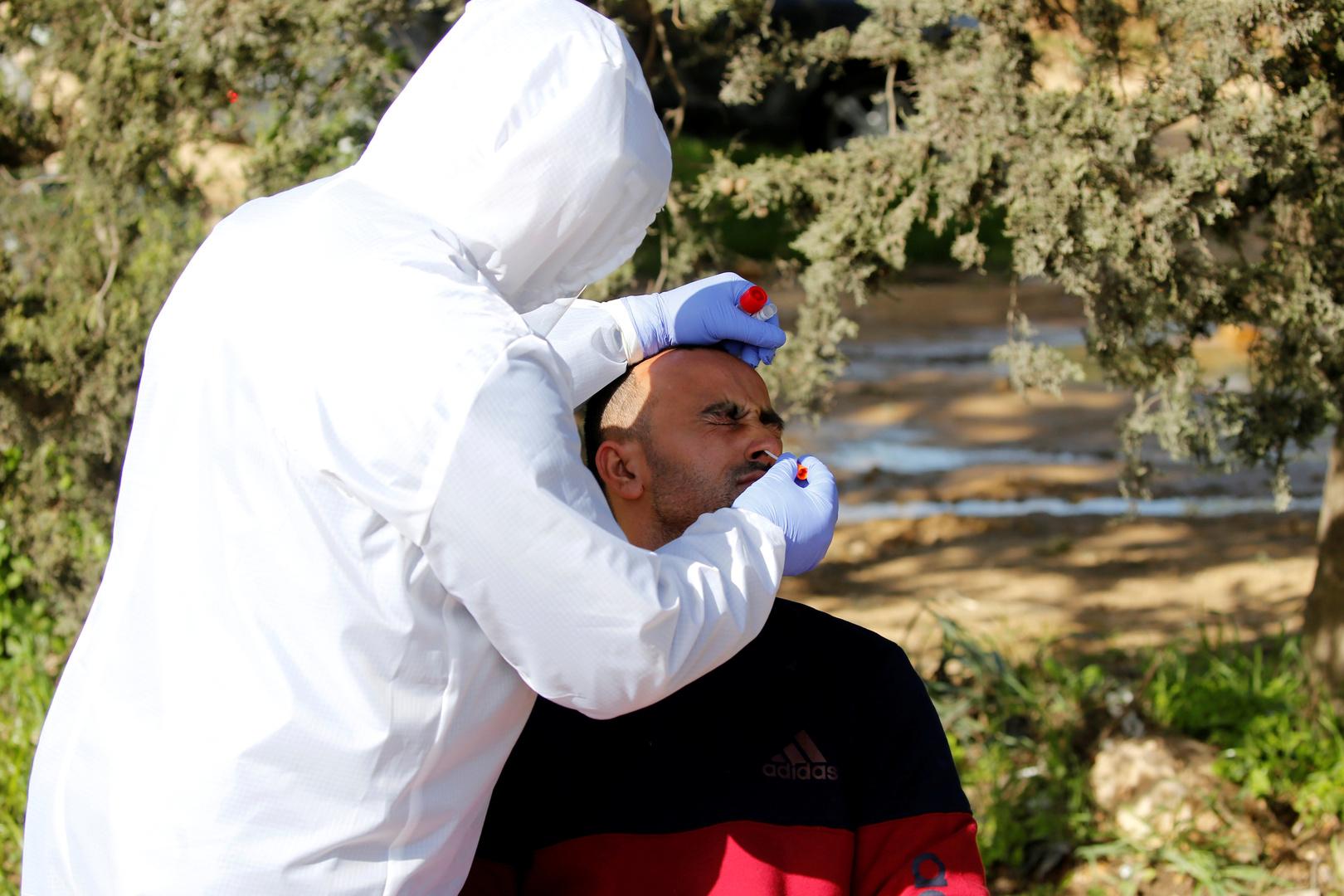 تسجيل 10 إصابات جديدة بكورونا في الضفة الغربية والعدد يرتفع إلى 171
