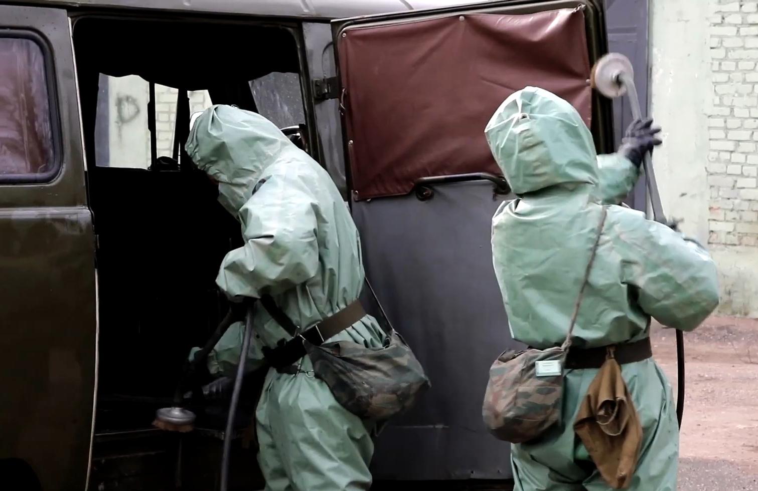 مساعدات روسية لصربيا لمحاربة كورونا