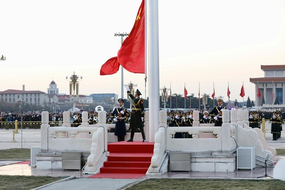 الصين تعلن حدادا وطنيا على ضحايا