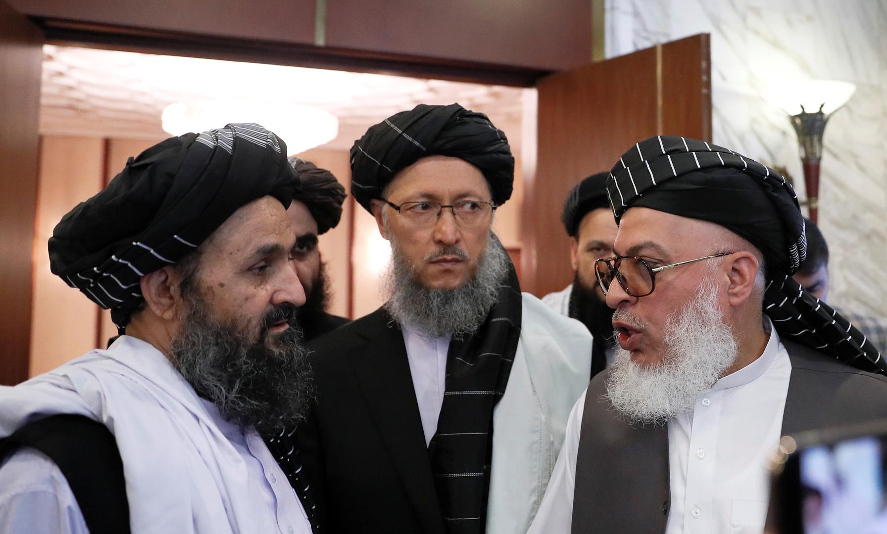مفاوضون من حركة طالبان، أرشيف