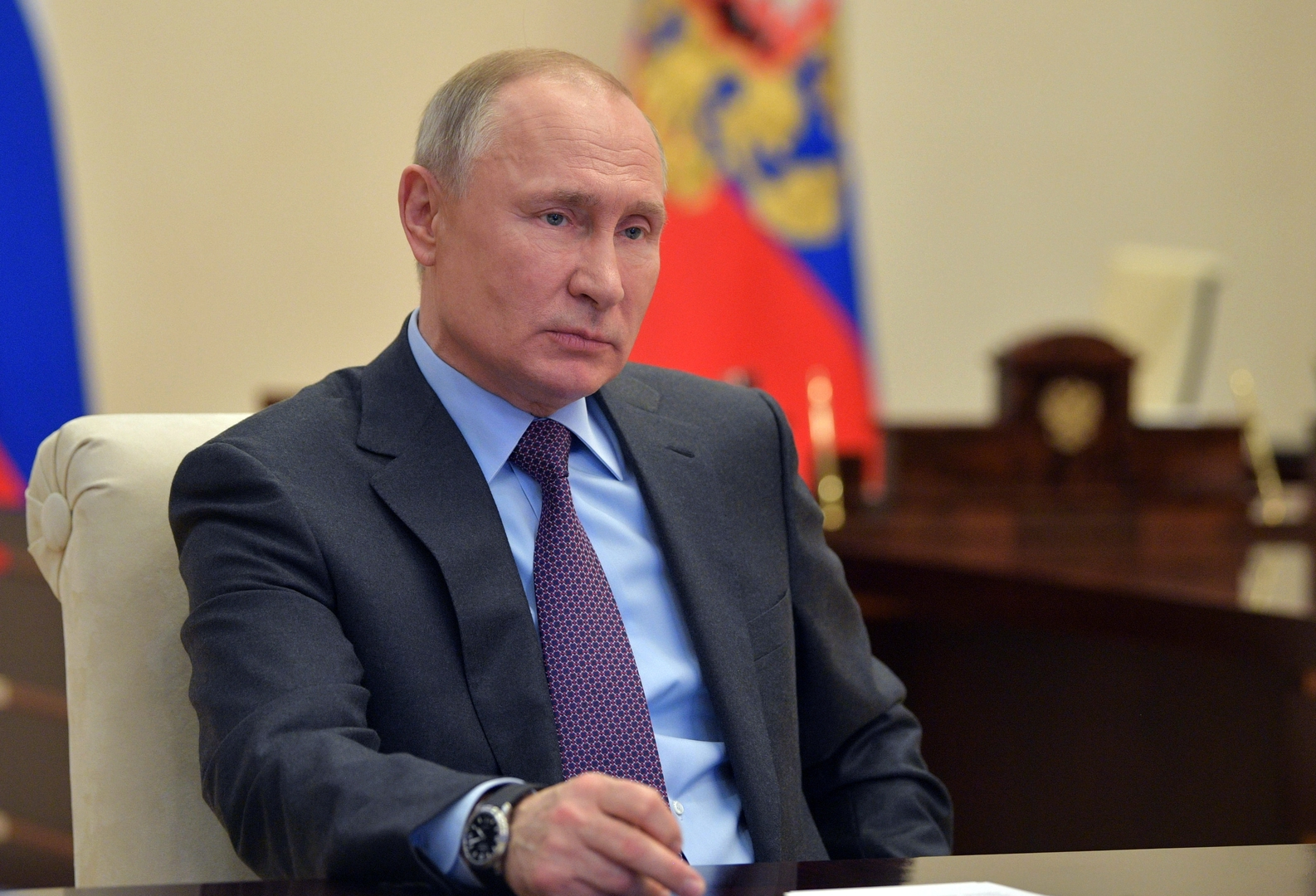 بوتين: خروج السعودية من