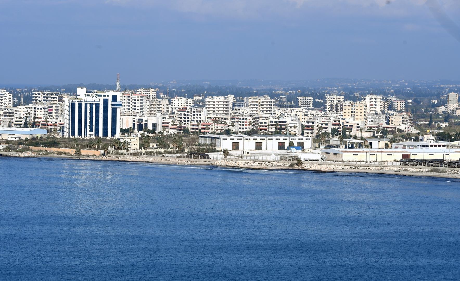 هزة أرضية تضرب مناطق في غرب سوريا