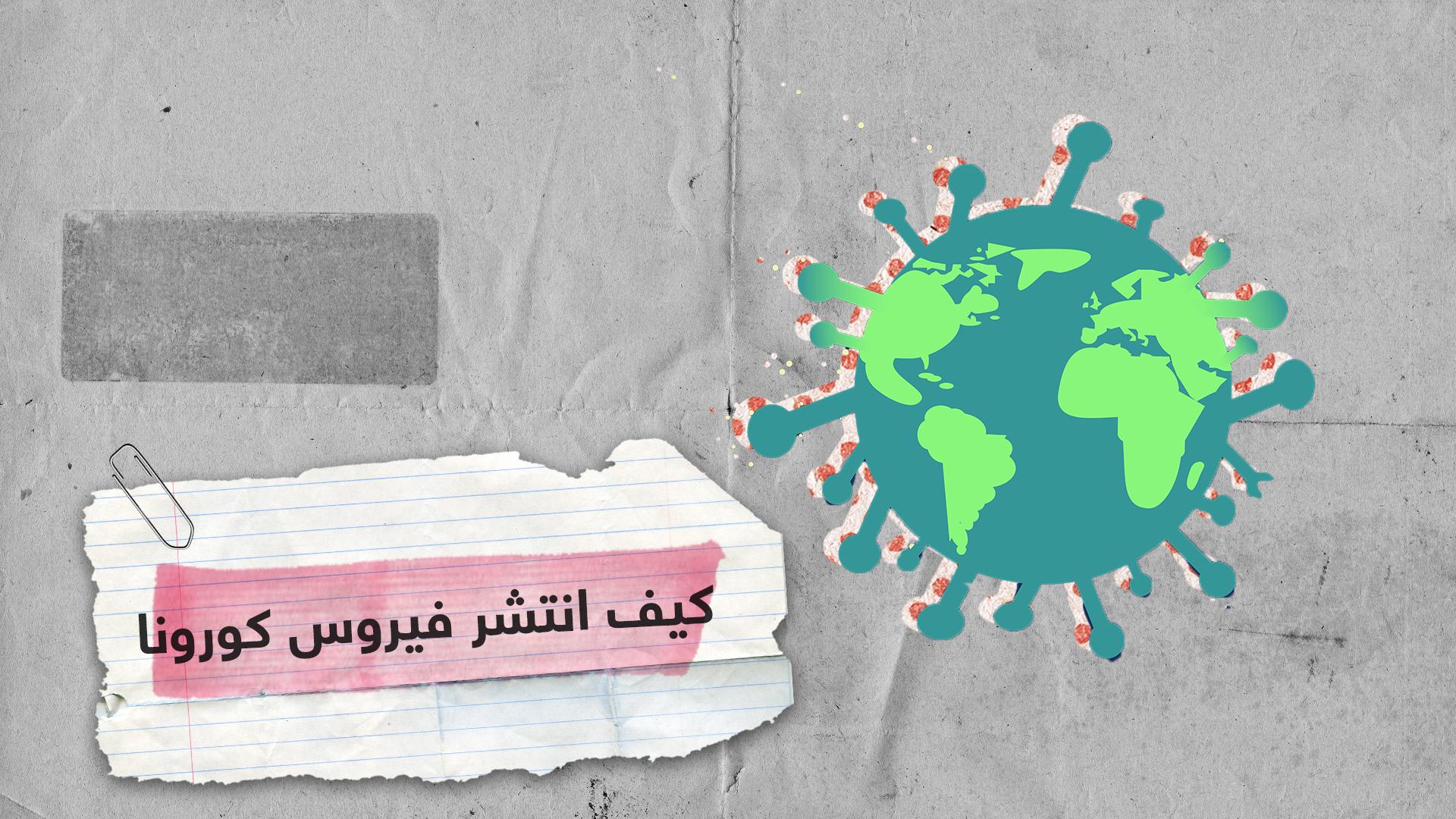 أكثر من مليون مصاب عالميا.. كيف انتشر فيروس كورونا في جميع أنحاء العالم؟