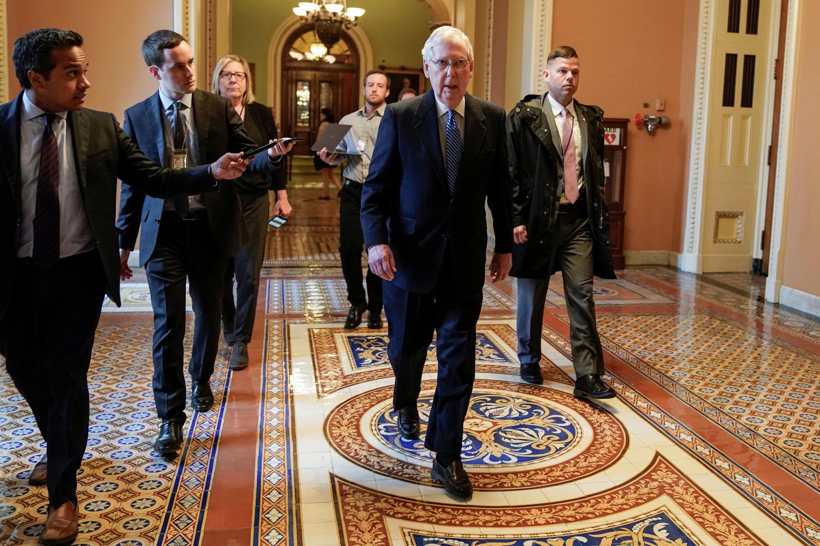 سناتور أمريكي: الكونغرس سيقر تشريعا جديدا للتخفيف من تأثير كورونا