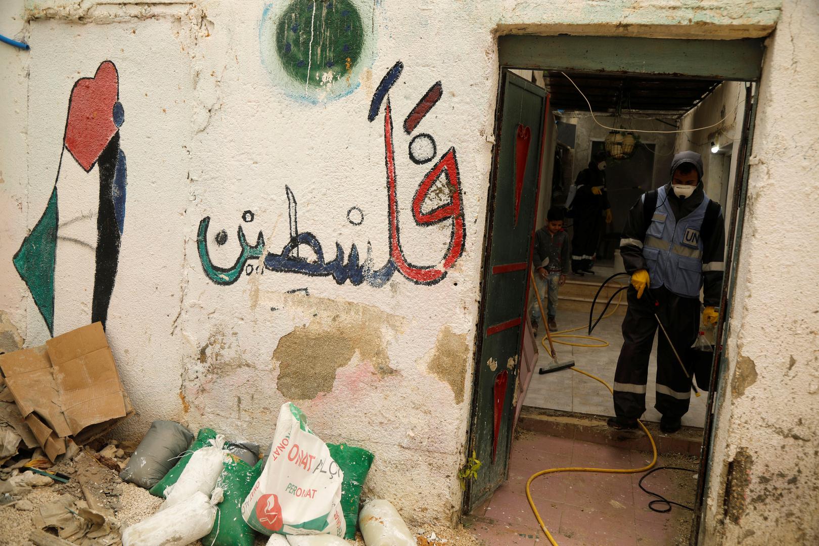 ارتفاع حصيلة الإصابات بكورونا في الأراضي الفلسطينية
