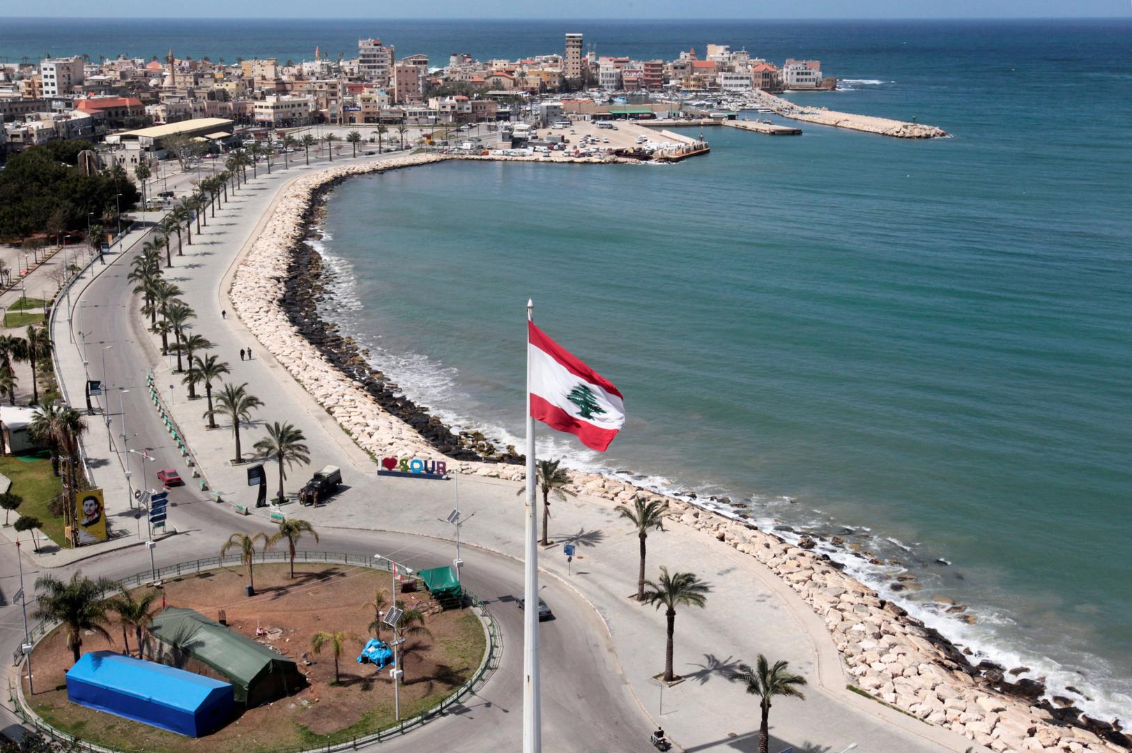 مدينة صور جنوب لبنان