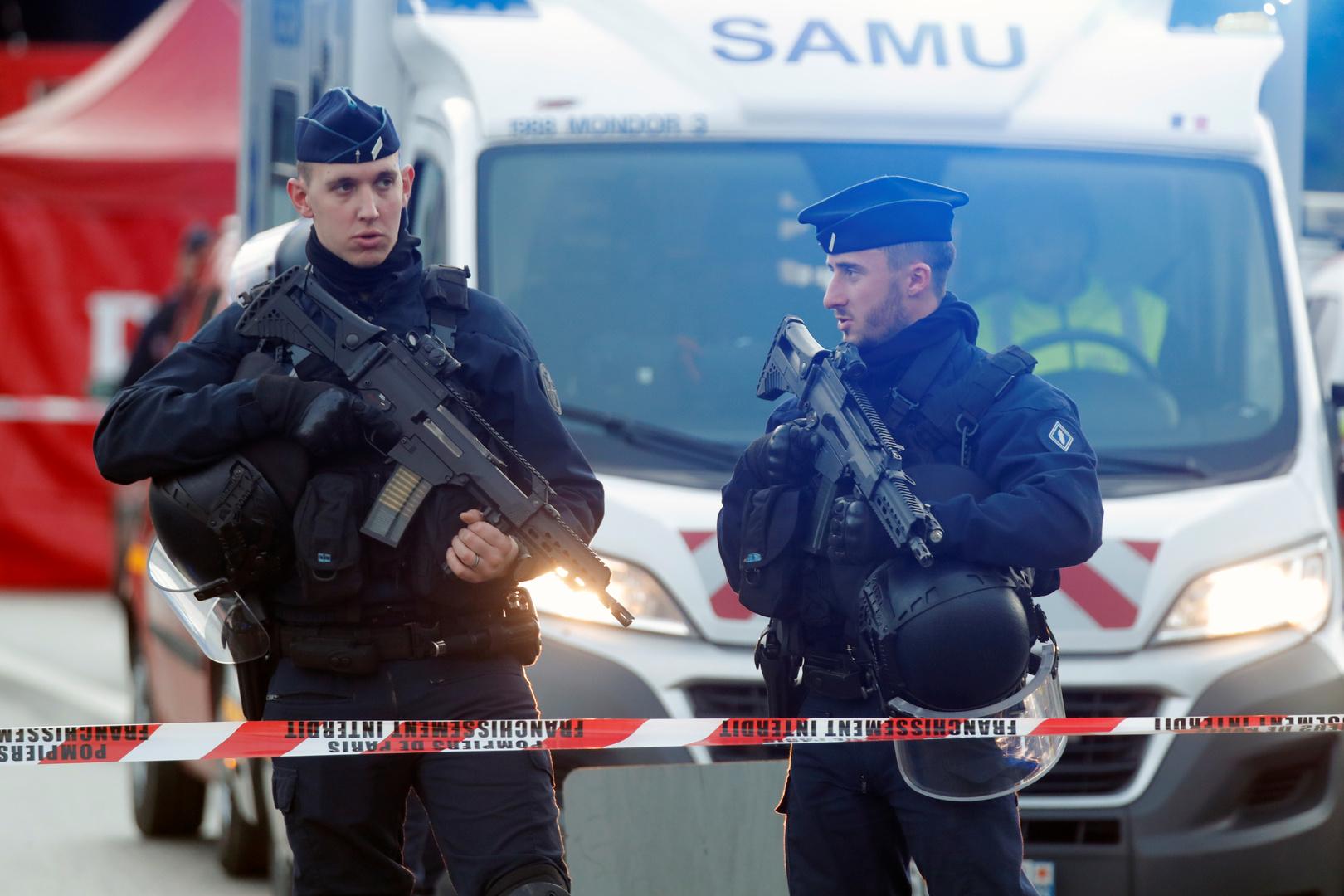 عناصر للشرطة الفرنسية - صورة أرشيفية