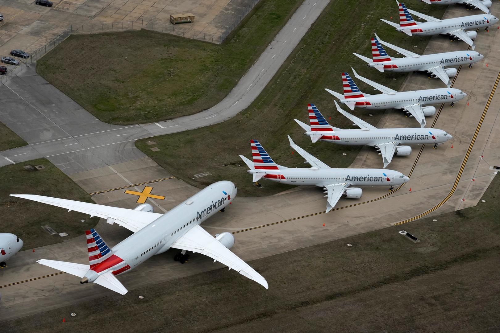شبح كورونا يهز عرش أكبر شركات الطيران في العالم!