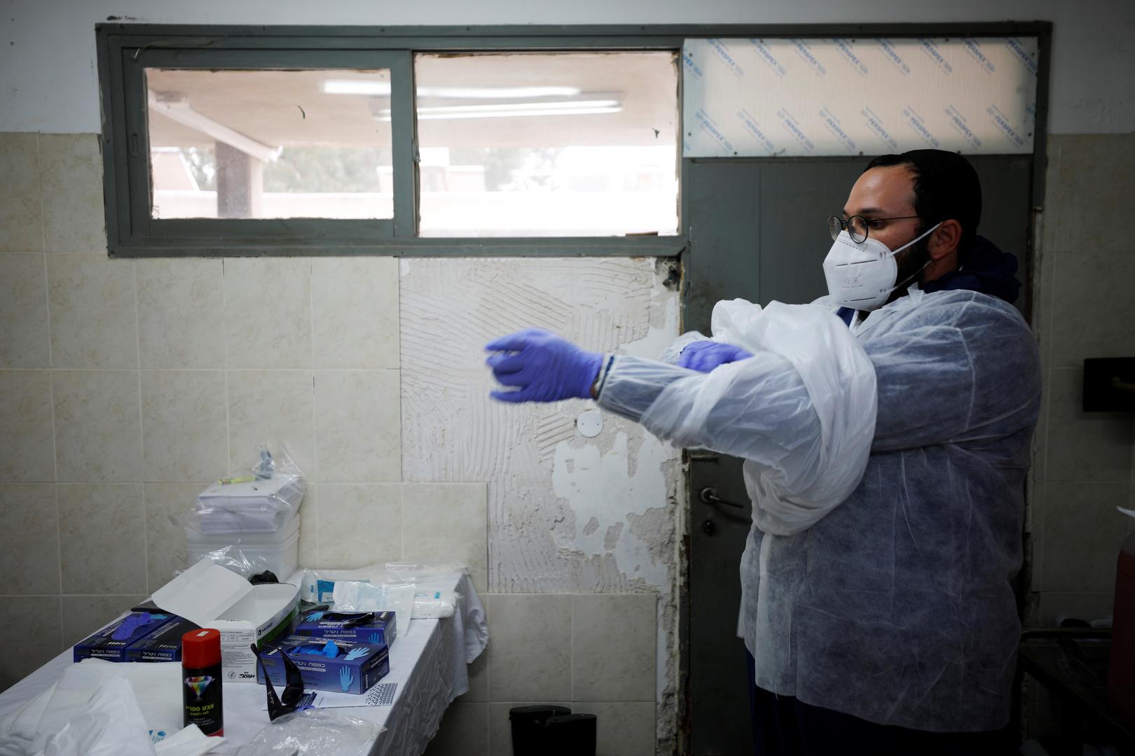 إسرائيل.. الصحة تقلص عدد فحوصات كورونا بسبب نقص المعدات