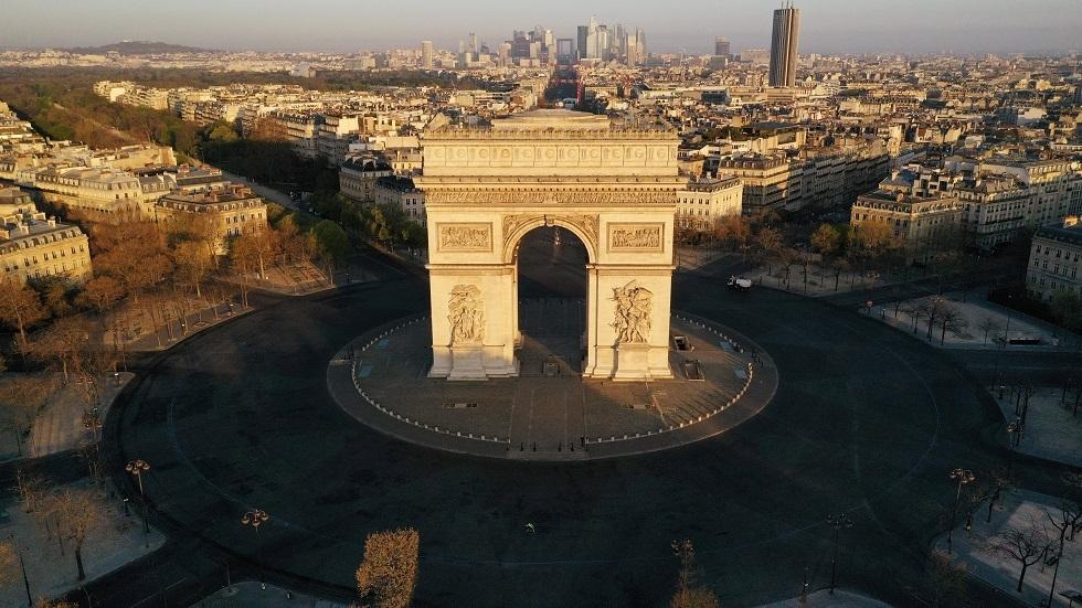 كورونا.. فرنسا تسجل 7560 حالة وفاة منذ 1 مارس
