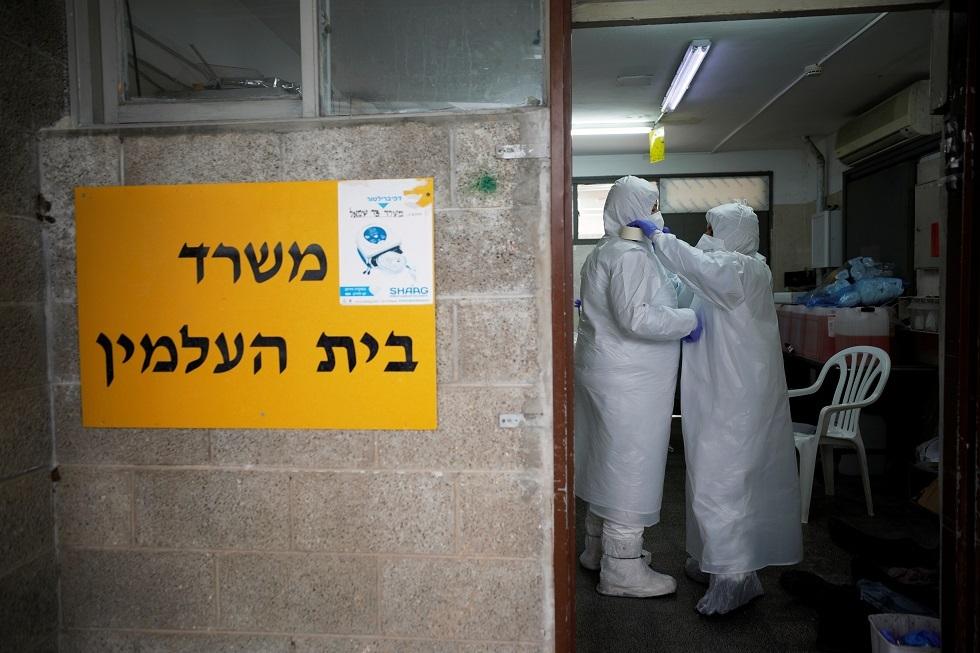 كورونا.. 43 وفاة و7851 إصابة بالفيروس في إسرائيل