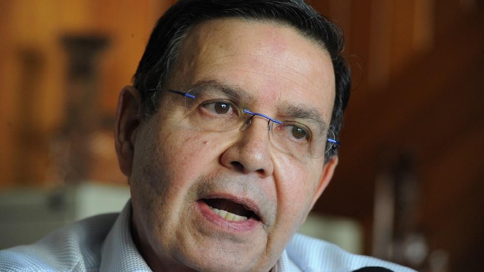 فضائح الفيفا.. وفاة الرئيس السابق لهندوراس