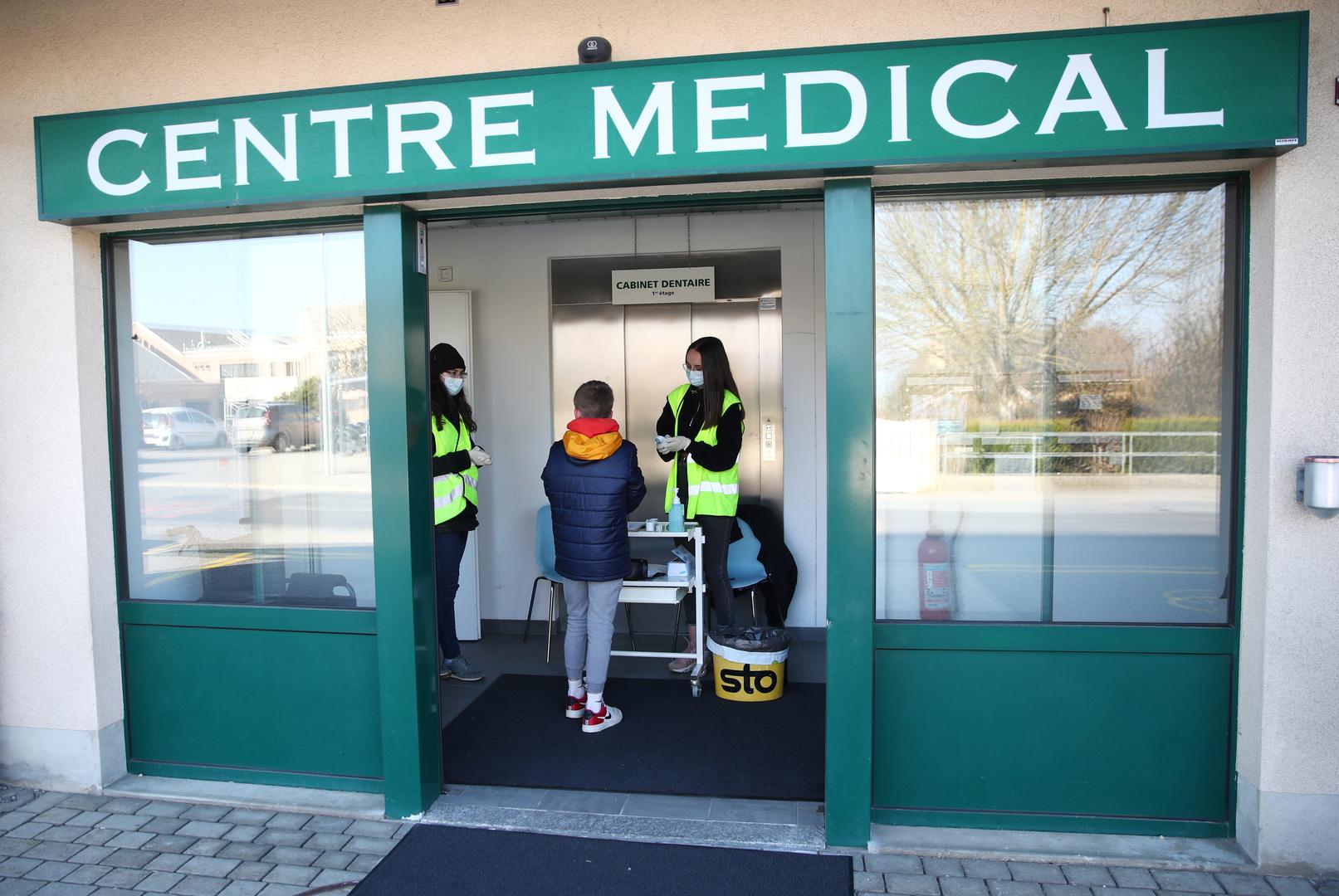 ارتفاع الوفيات في سويسرا بسبب كورونا إلى 559 حالة