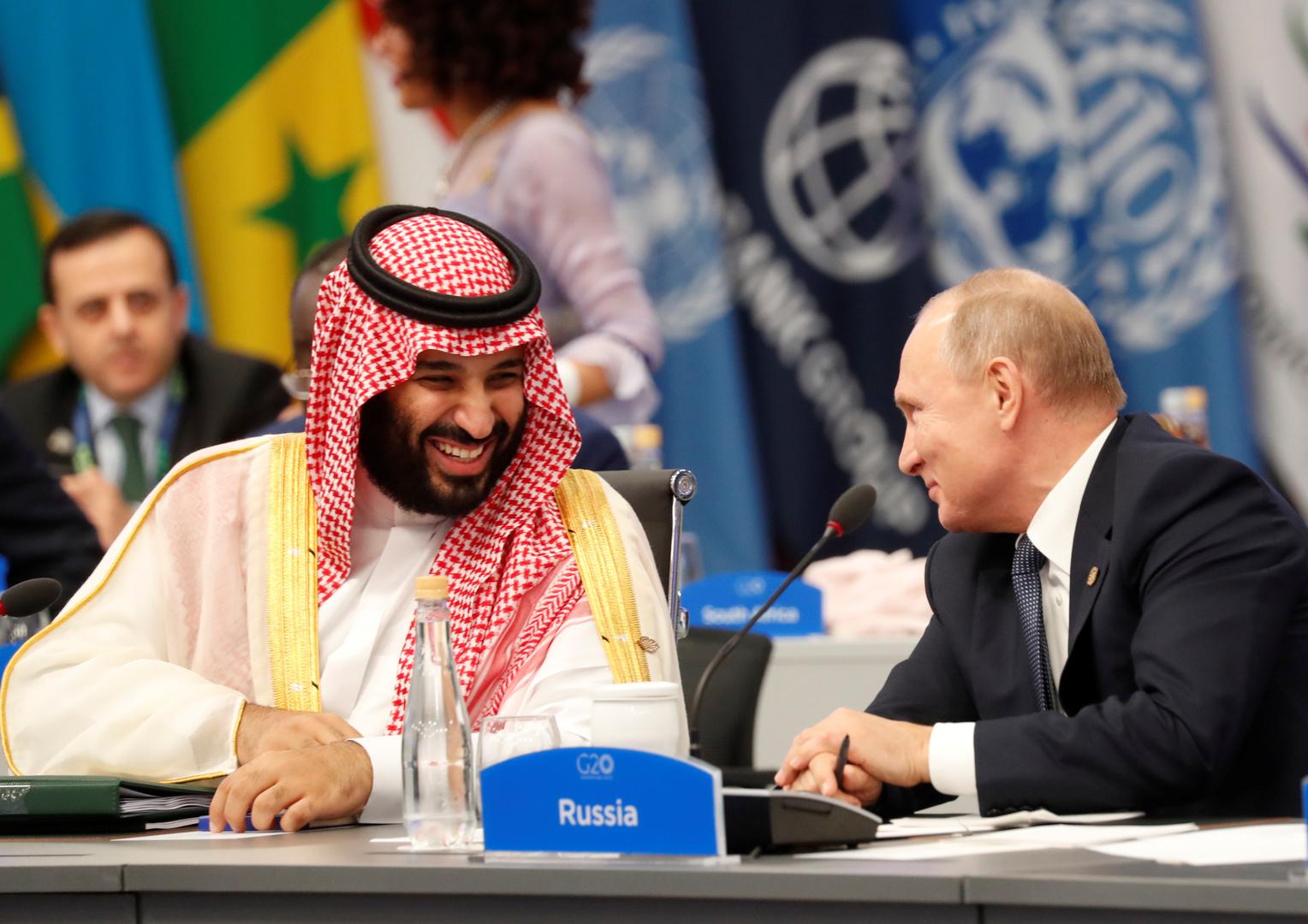 الكرملين: لا مستفيد من زيادة حجم إنتاج النفط وبوتين يتطلع إلى التفاوض البناء