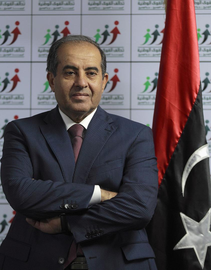 رئيس الوزراء الليبي الأسبق، محمود جبريل