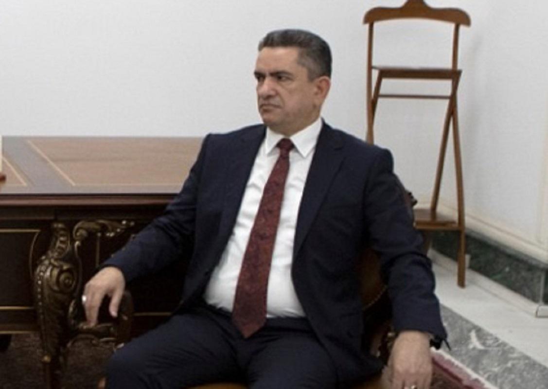 رئيس الوزراء العراقي المكلف، عدنان الزرفي