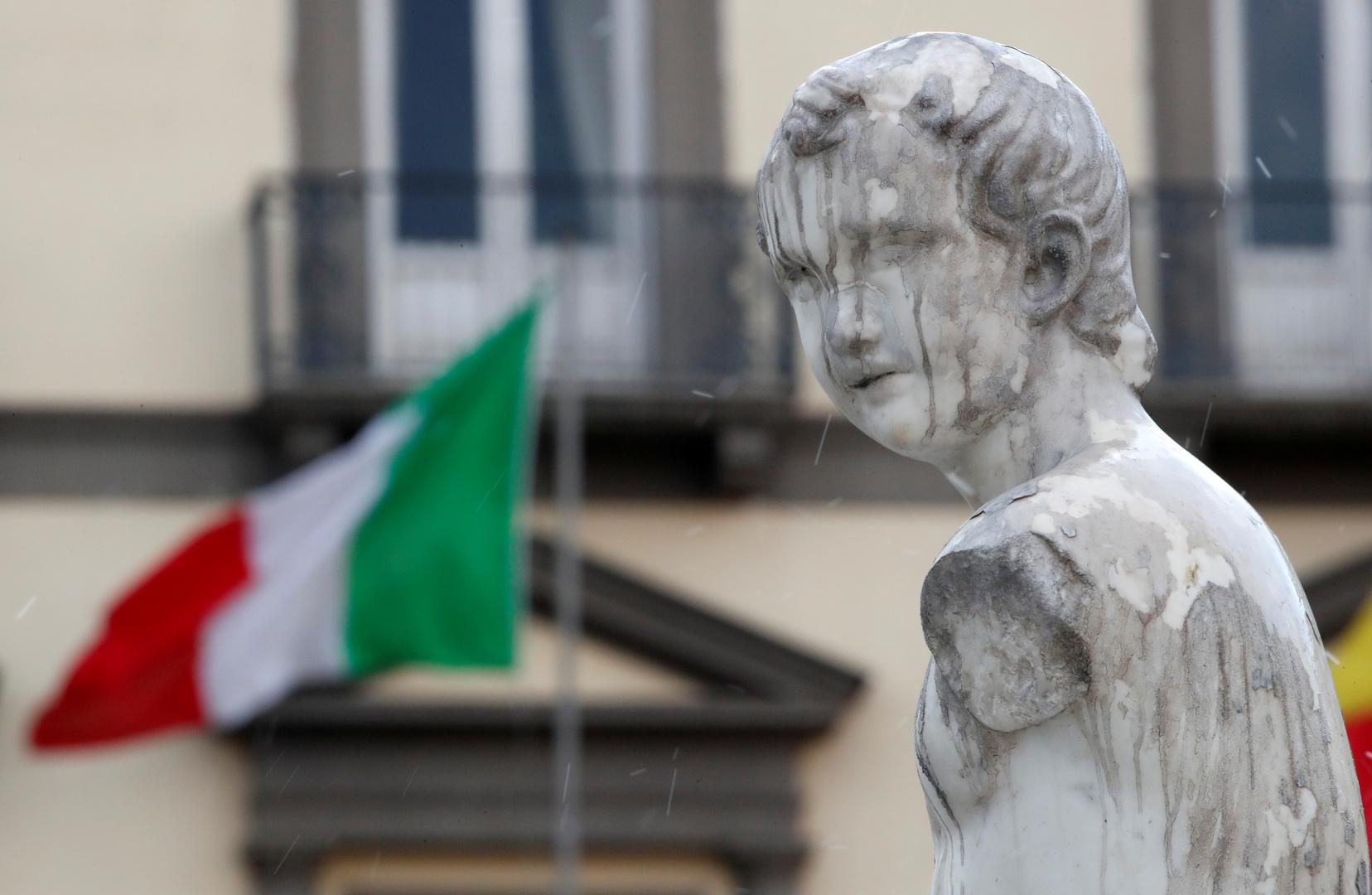إيطاليا تسجل أقل حصيلة يومية لوفيات كورونا خلال أسبوعين