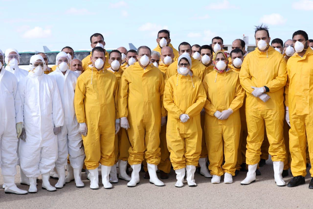علماء مصريون يتوصلون إلى بروتوكول علاجي للشفاء من فيروس كورونا