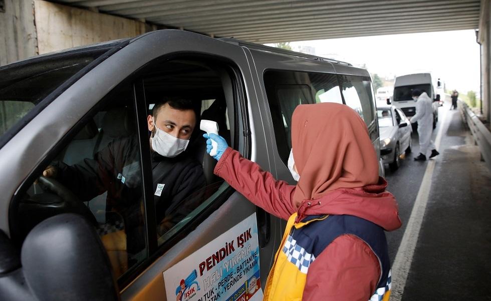 تركيا.. تسجيل 75 وفاة جديدة بكورونا