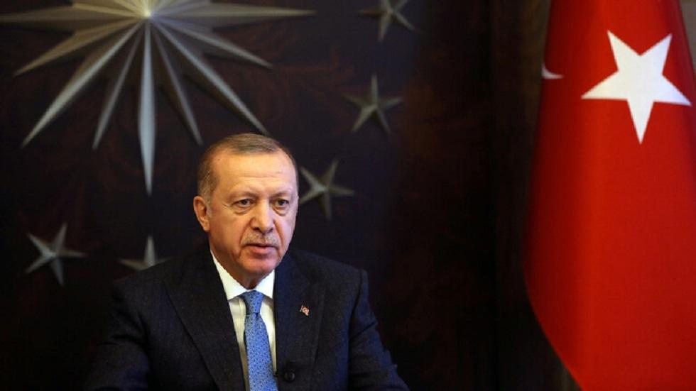 أردوغان يعلن تحويل مطارات كبرى في البلاد إلى مستشفيات