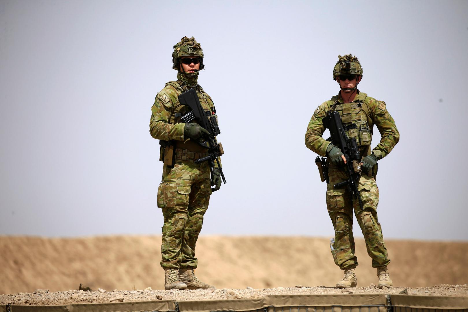 بعثة التحالف الدولي تقرر الانسحاب من مقرها غربي بغداد وتسليمه للقوات العراقية
