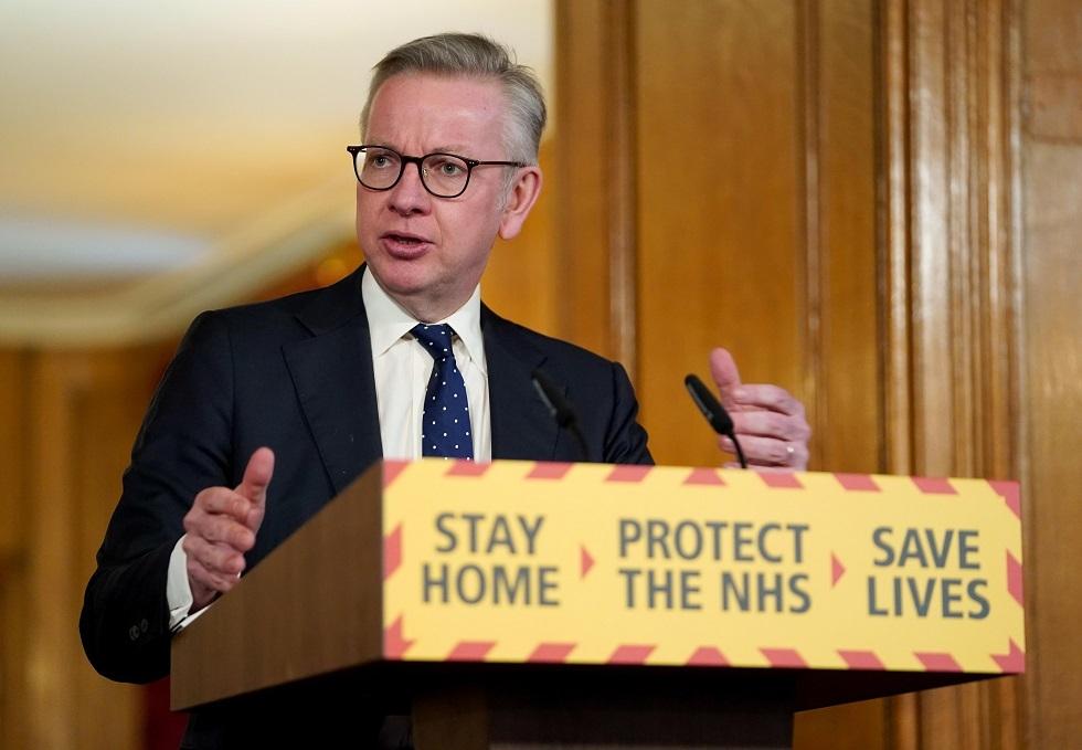 وزير بريطاني يعزل نفسه إثر ظهور أعراض كورونا على فرد من عائلته