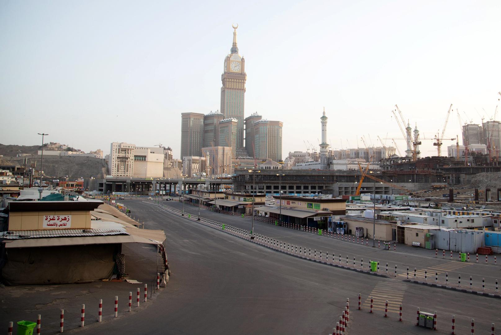 السعودية تسجل أكبر حصيلة يومية لإصابات فيروس كورونا