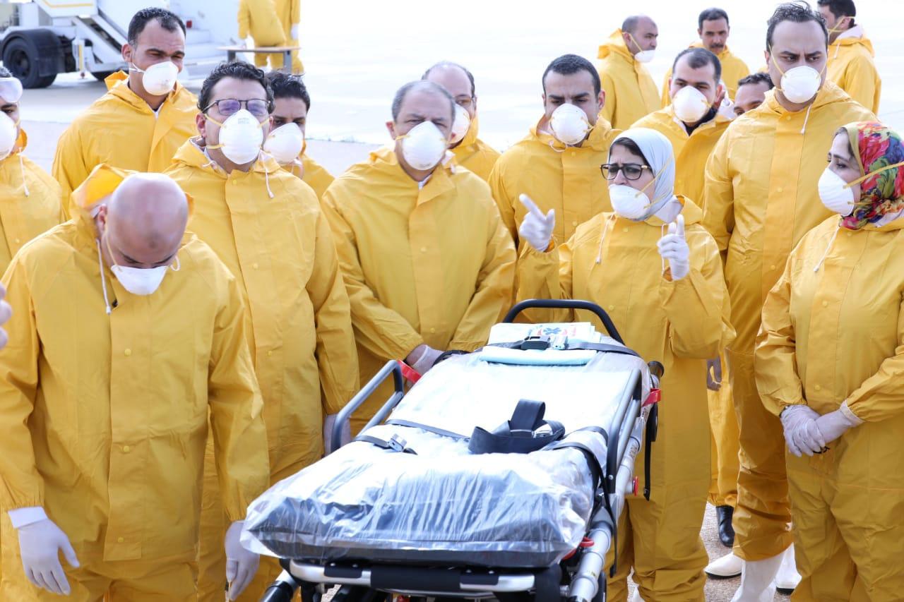 مصر تعلن حصيلة جديدة للإصابات بفيروس كورونا - RT Arabic