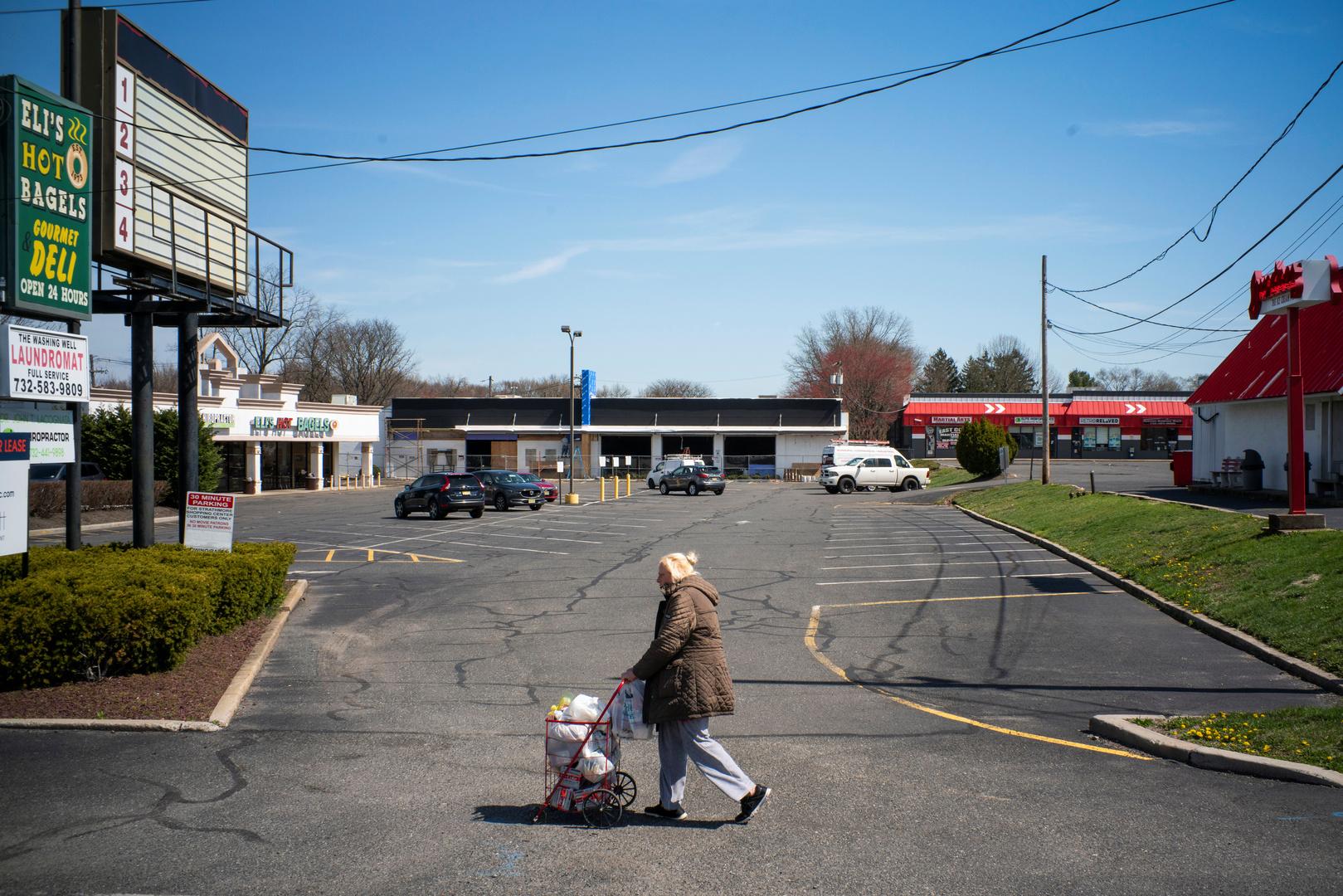 تسجيل 229 حالة وفاة جديدة في ولاية نيوجيرسي الأمريكية خلال الساعات الـ 24 الماضية