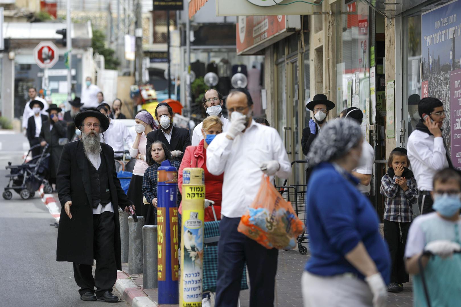 ارتفاع عدد ضحايا كورونا في إسرائيل إلى 65 شخصا