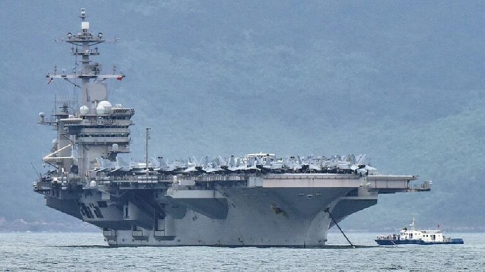 وزير الدفاع الأمريكي يقبل استقالة وزير البحرية ويعين جيم ماكفيرسون مكانه