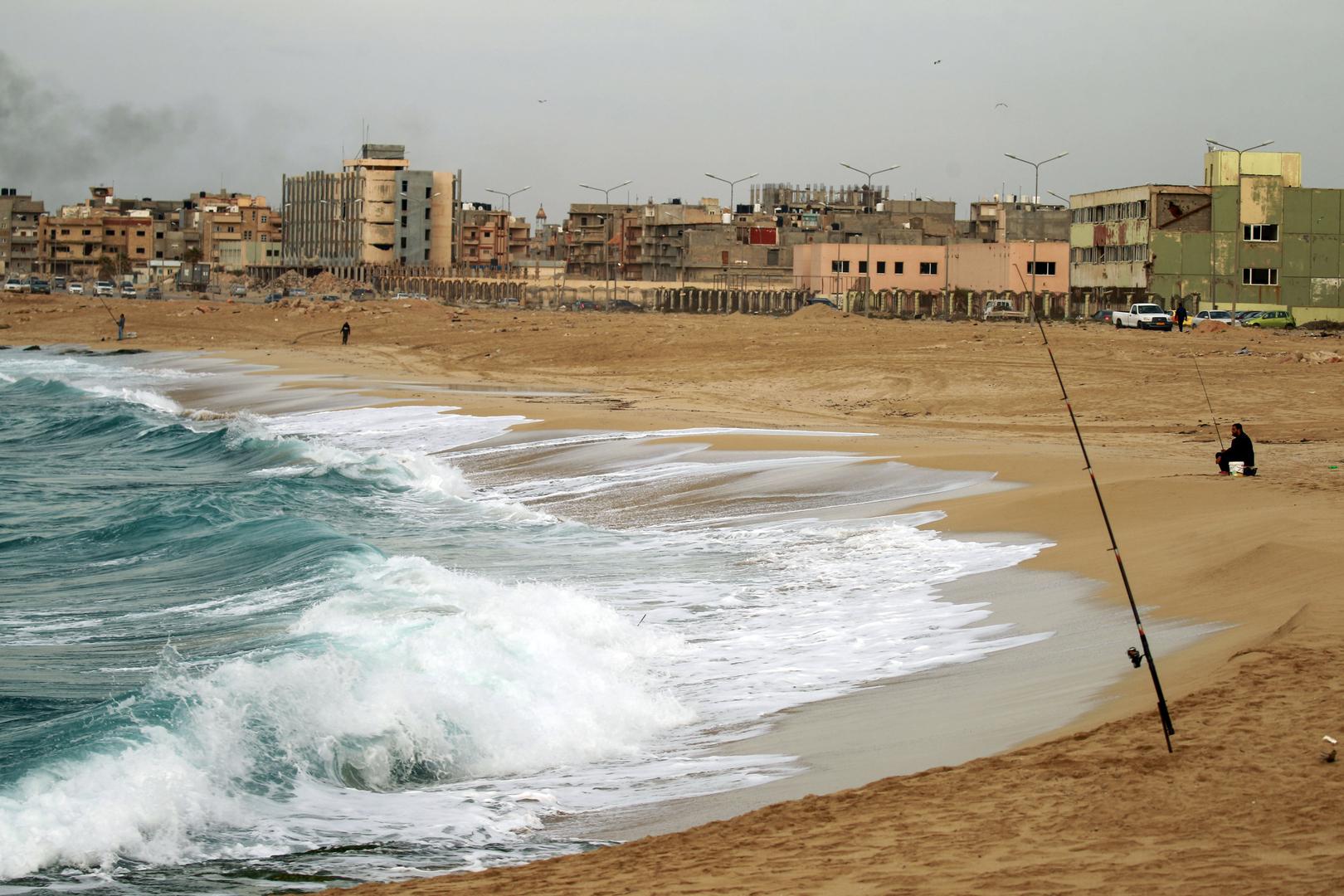 مدينة بنغازي الليبية (صورة من الأرشيف)