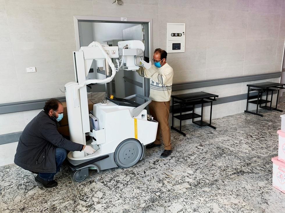 ليبيون يحولون منشآت خاصة لمراكز عزل طبي استعدادا لتفشي فيروس كورونا