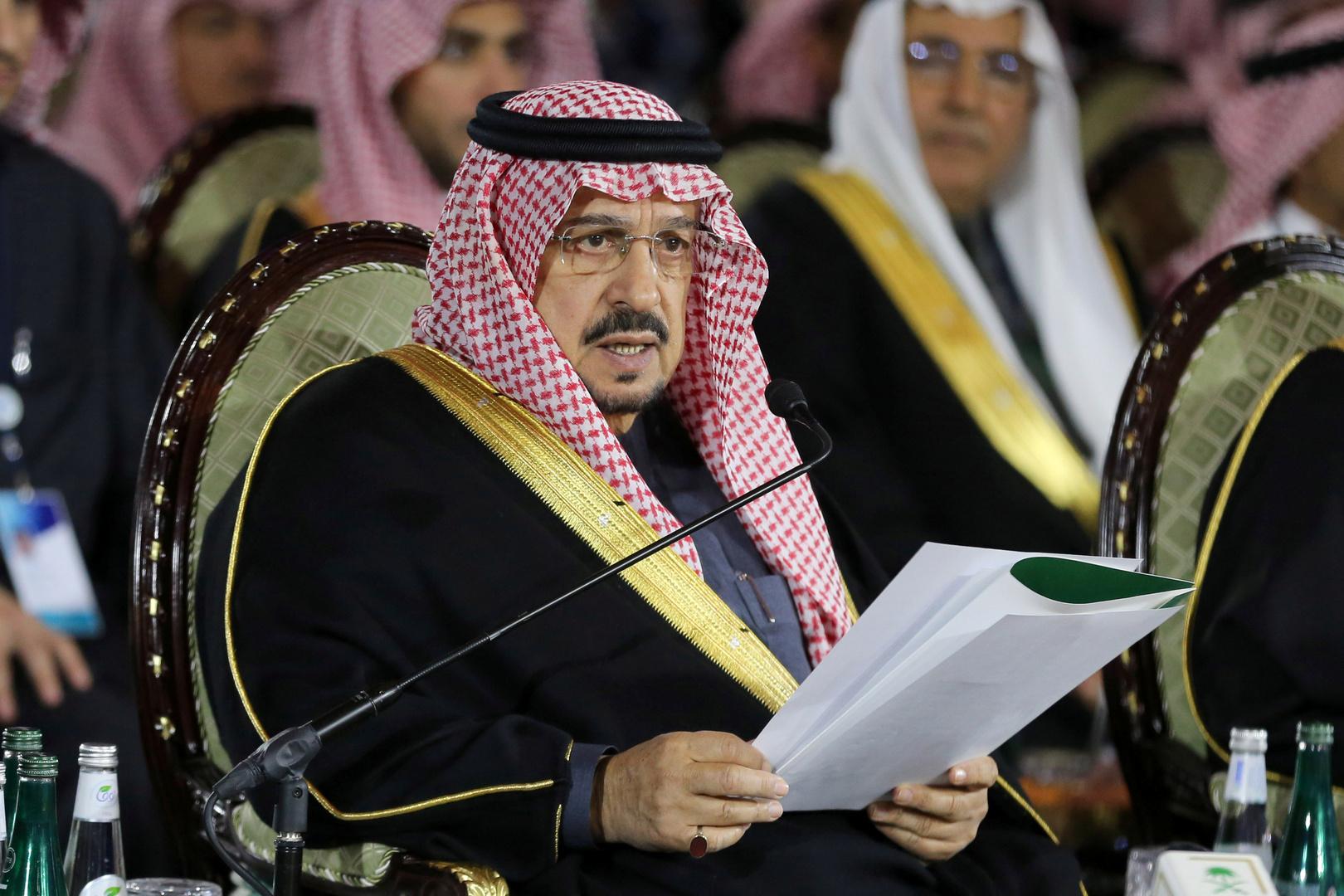 أمير منطقة الرياض، فيصل بن بندر بن عبدالعزيز